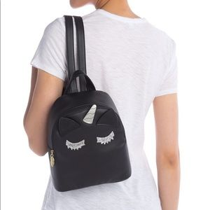 Luv Betsey By Betsey Johnson Unicorn Cat Backpack